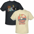 Johnny Bravo t-shirts