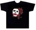 Joker Whats So Funny black t-shirt large