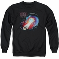 Journey adult crewneck sweatshirt Escape black
