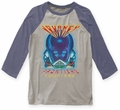 Journey Frontiers baseball jersey concrete/denim mens pre-order