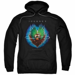 Journey pull-over hoodie Evolution adult black