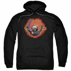 Journey pull-over hoodie Infinity Cover adult black