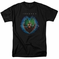 Journey t-shirt Evolution mens black