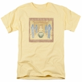 Journey t-shirt Look Cover mens banana
