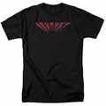Journey t-shirt Perspective Logo mens black