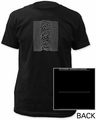 Joy Division Unknown Pleasures Fitted Jersey t-shirt pre-order