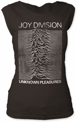 Joy Division unknown pleasures junior's cut tee pre-order