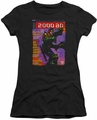 Judge Dredd juniors t-shirt 1067 black