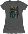 Judge Dredd juniors t-shirt Blam charcoal