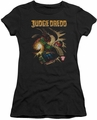 Judge Dredd juniors t-shirt Blast Away black