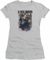 Judge Dredd juniors t-shirt Last Words silver
