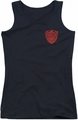 Judge Dredd juniors tank top Badge black