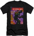 Judge Dredd slim-fit t-shirt 1067 mens black