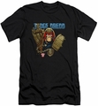Judge Dredd slim-fit t-shirt Smile Scumbag mens black
