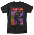 Judge Dredd t-shirt 1067 mens black
