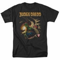 Judge Dredd t-shirt Blast Away mens black