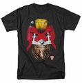 Judge Dredd t-shirt Dredd's Head mens black