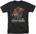 Judge Dredd t-shirt Law mens black