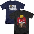 Judge Dredd t-shirts