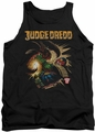 Judge Dredd tank top Blast Away mens black
