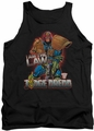 Judge Dredd tank top Law mens black