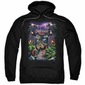 Jurassic Park pull-over hoodie Welcome To The Park adult black