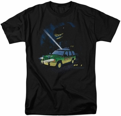 Jurassic Park t-shirt Turn It Off mens black