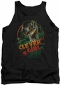 Jurassic Park tank top Clever Girl mens black