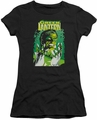 Justice League juniors t-shirt Green Lantern #49 Cover black