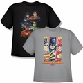 Justice League of America Youth  t-Shirts and hoodies JLA