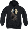 Justice League of America youth teen hoodie Zatanna Illusion black