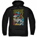 Justice League pull-over hoodie Ultimate Scarifice adult black