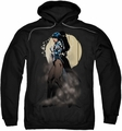 Justice League pull-over hoodie Zatanna Illusion adult black