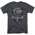 Justice League t-shirt Greatest Heroes mens