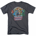 Justice League t-shirt Join The mens