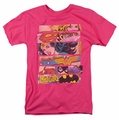 Justice League t-shirt Three of a Kind mens