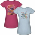 Justice League t-shirts juniors