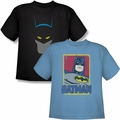 Youth Teen Batman character t-Shirts