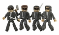 Kill Bill Minimates Crazy 88 Box Set