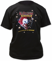 Killer Klowns From Outer Space Ice Cream Adult t-shirt pre-order