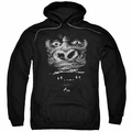 King Kong pull-over hoodie Up Close adult black