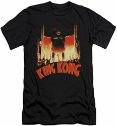 King Kong slim-fit t-shirt At The Gates mens black
