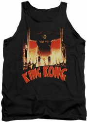 King Kong tank top At The Gates mens black