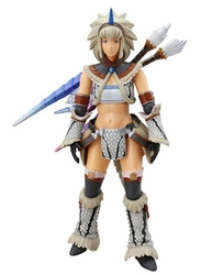 Kirin Series Female Swordsman action figure model Monster Hunter