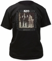 KISS dressed to kill adult tee pre-order