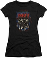 KISS juniors t-shirt Destroyer black