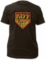 KISS kiss army fitted jersey tee pre-order