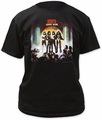 KISS love gun adult tee black t-shirt pre-order