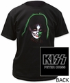KISS peter criss adult tee pre-order