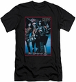 KISS slim-fit t-shirt Spirit of 76 mens black